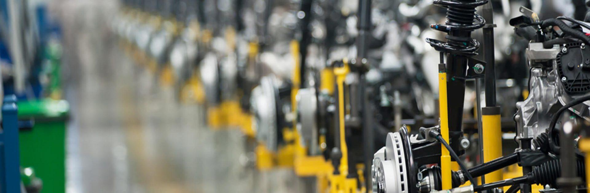 Le Groupe LML | Composantes d'automatisation dans une usine