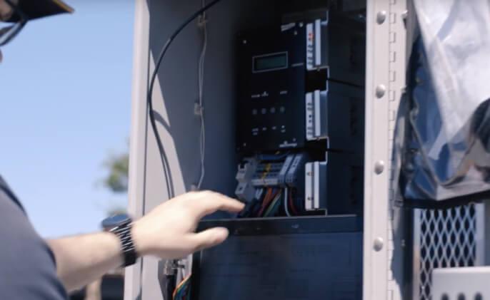 Le Groupe LML | Panneau électronique extérieur