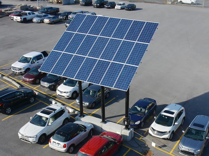 Le Groupe LML | Panneaux solaires et voitures électriques
